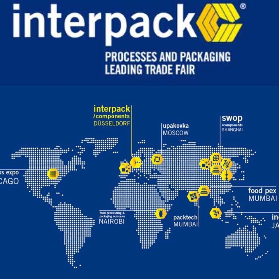 Interpack Dulsseldorf 2017